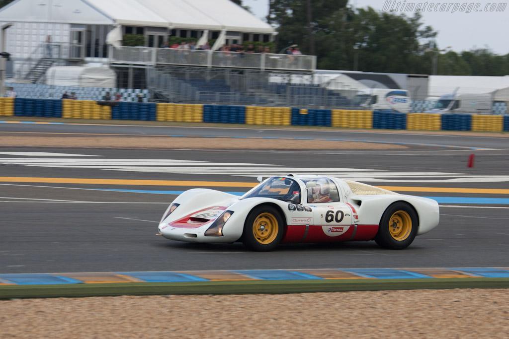 Porsche 906    - 2012 Le Mans Classic