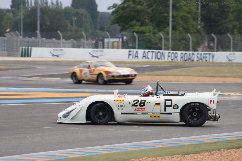 Porsche 908/2 - Chassis: 908/02-018   - 2012 Le Mans Classic