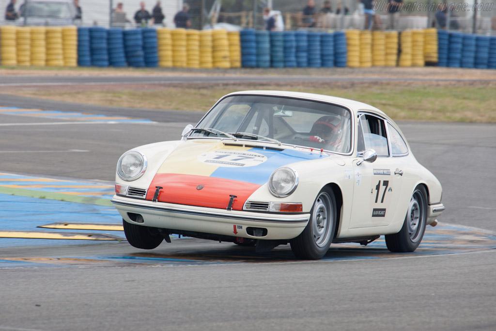 Porsche 911    - 2012 Le Mans Classic