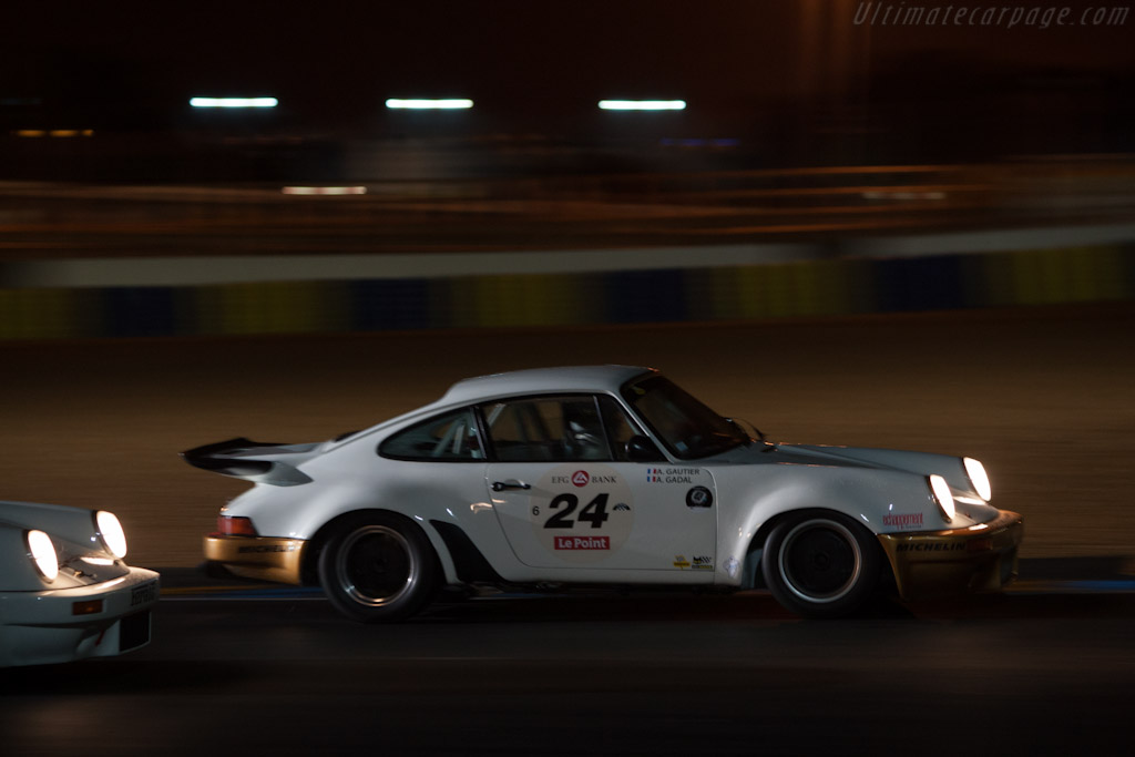Porsche 911 Carrera RS - Chassis: 911 460 9034   - 2012 Le Mans Classic