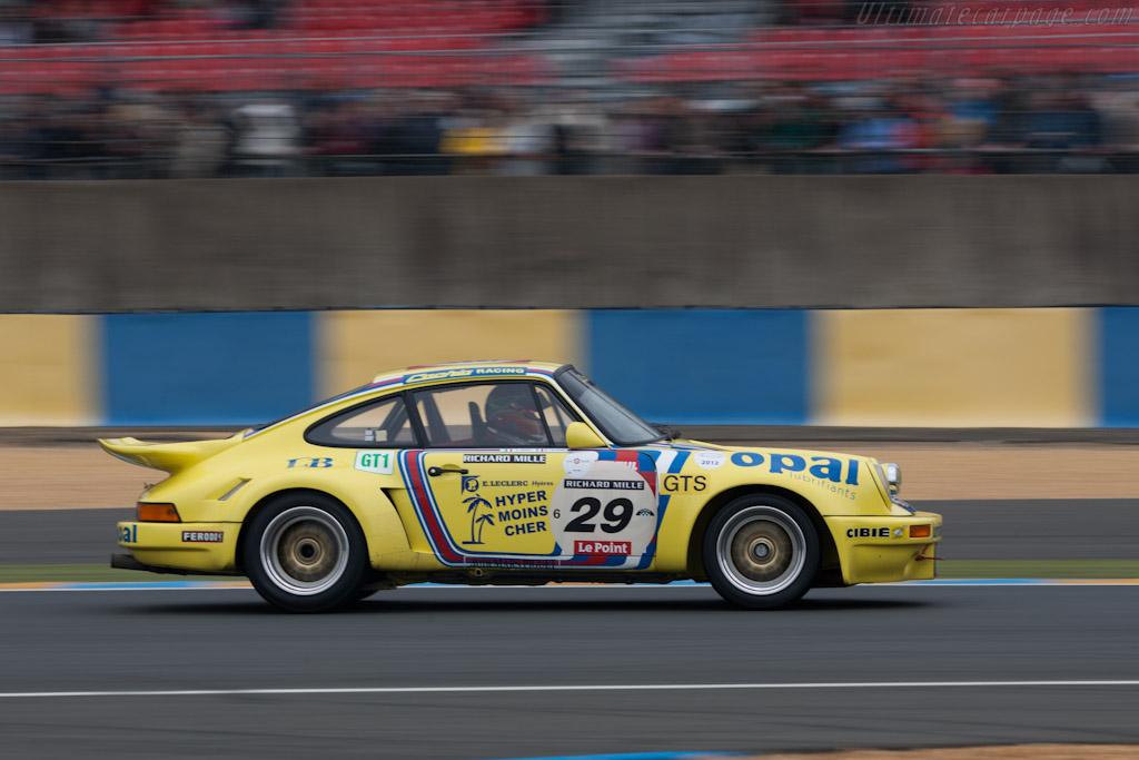 Porsche 911 Carrera RSR - Chassis: 911 460 9059   - 2012 Le Mans Classic