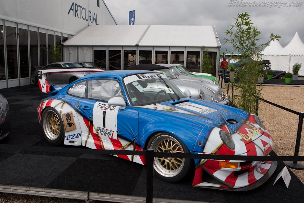 Porsche 911 GT2 R - Chassis: WP0ZZZ99WPS393012   - 2012 Le Mans Classic