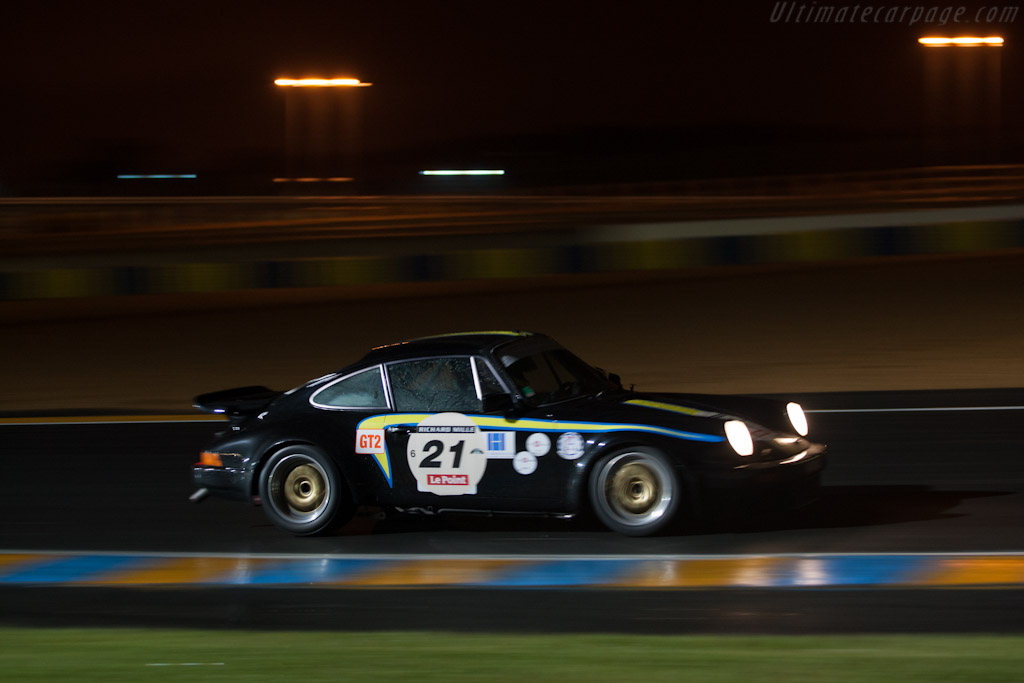 Porsche 911 Turbo    - 2012 Le Mans Classic