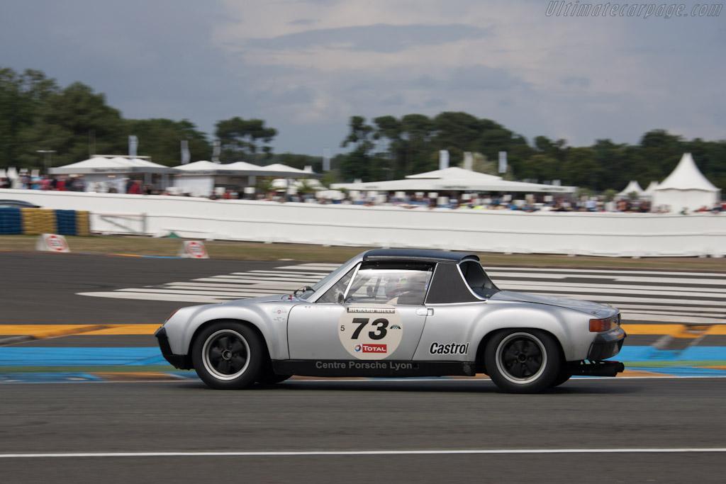 Porsche 914/6 GT    - 2012 Le Mans Classic