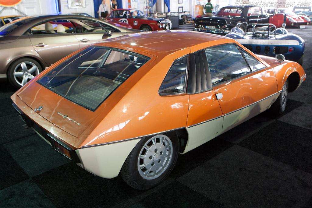Porsche 914/6 Murene - Chassis: HZ1970-1   - 2012 Le Mans Classic