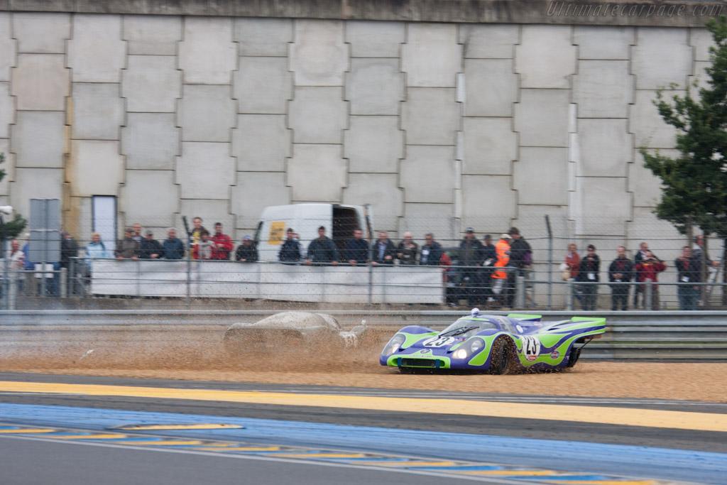 Porsche 917 K - Chassis: 917-021 (012)   - 2012 Le Mans Classic