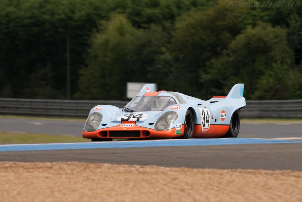 Porsche 917 K - Chassis: 917-026   - 2012 Le Mans Classic