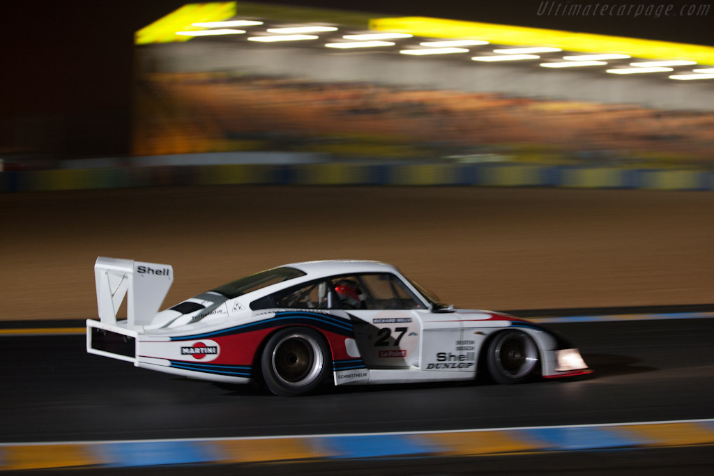 Porsche 935/78 Moby Dick - Chassis: 935-007   - 2012 Le Mans Classic