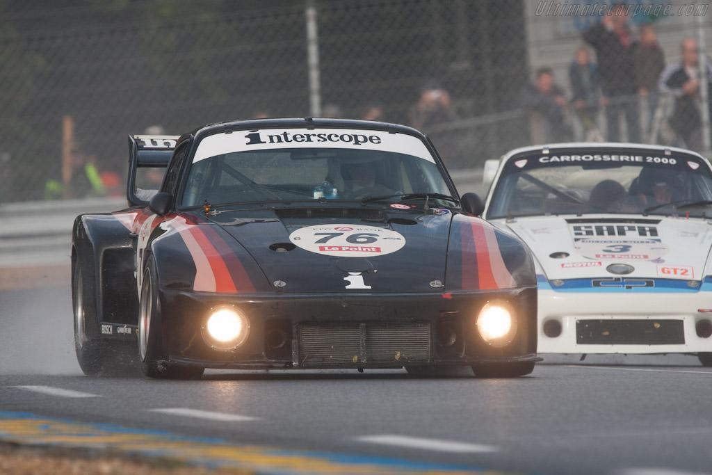 Porsche 935 - Chassis: 930 990 0029   - 2012 Le Mans Classic