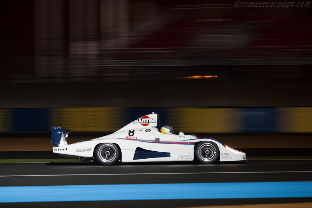 Porsche 936 - Chassis: 936-001   - 2012 Le Mans Classic