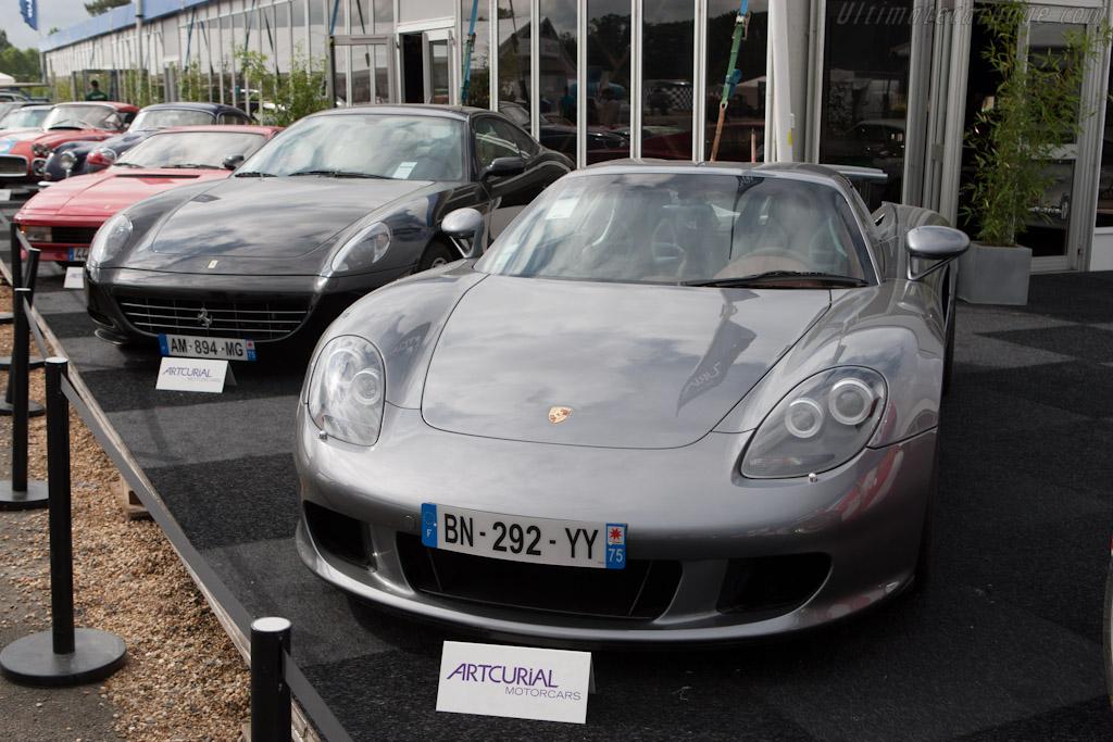 Porsche Carrera GT - Chassis: WP0ZZZ98Z5L000204   - 2012 Le Mans Classic