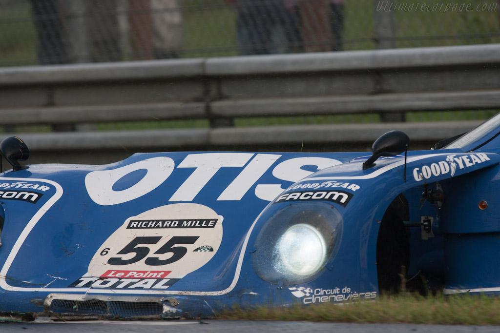 Rondeau M379    - 2012 Le Mans Classic
