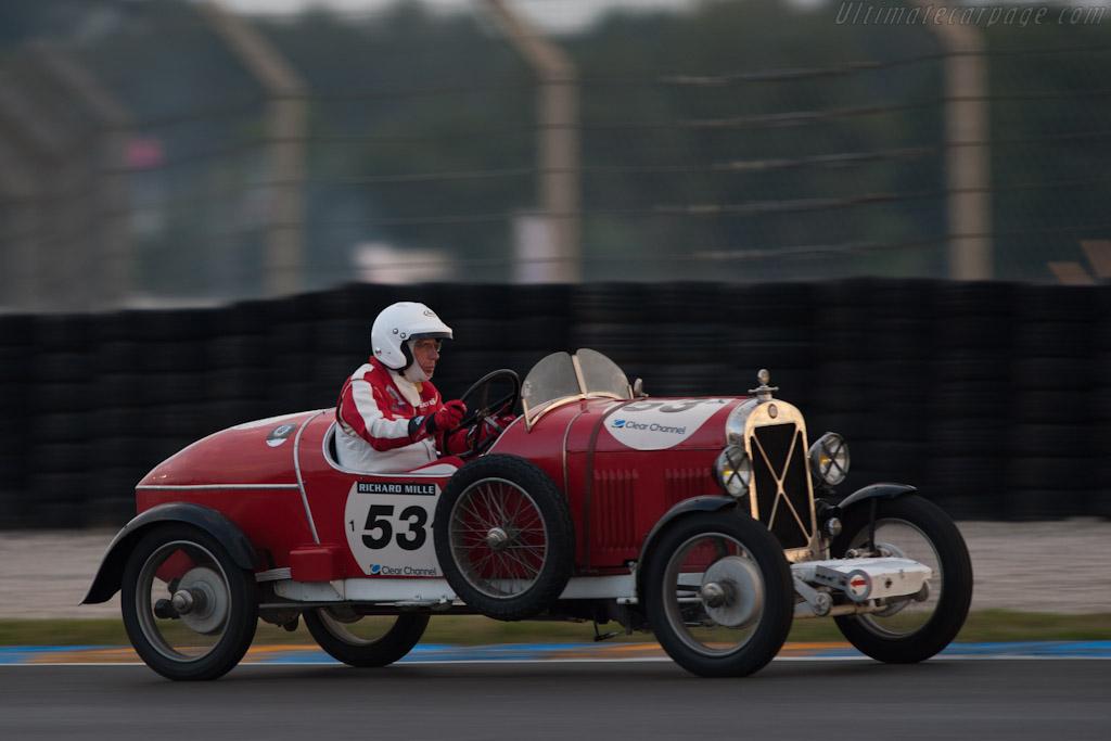 Salmson    - 2012 Le Mans Classic