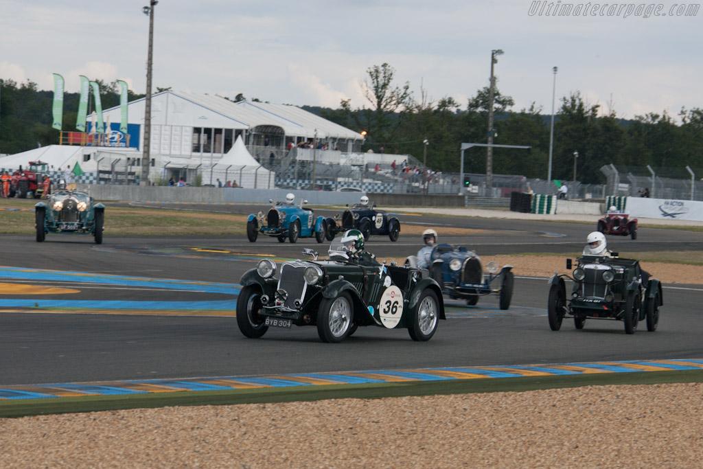 Singer Le Mans    - 2012 Le Mans Classic