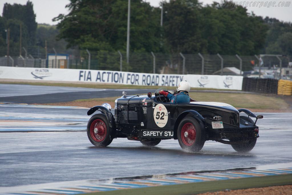 Stutz Blackhawk    - 2012 Le Mans Classic