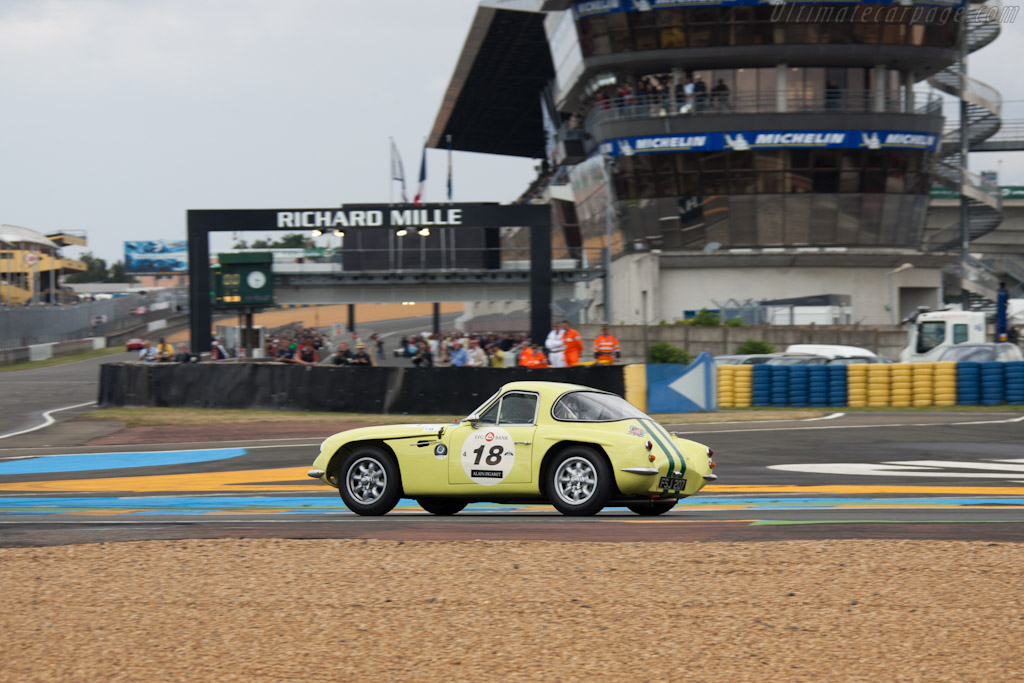 TVR Grantura    - 2012 Le Mans Classic