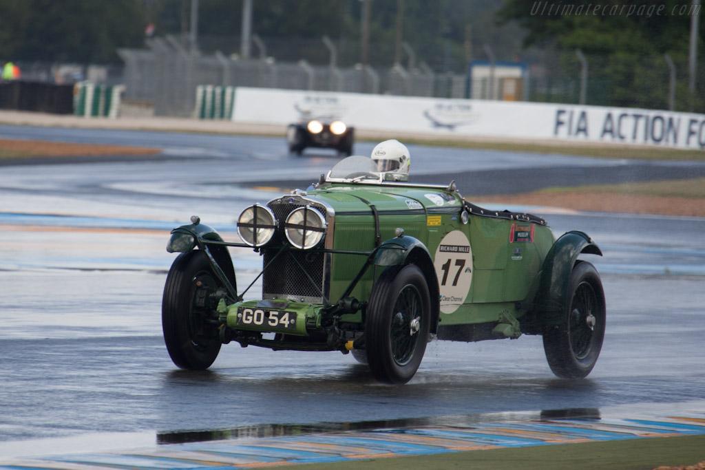Talbot 105    - 2012 Le Mans Classic