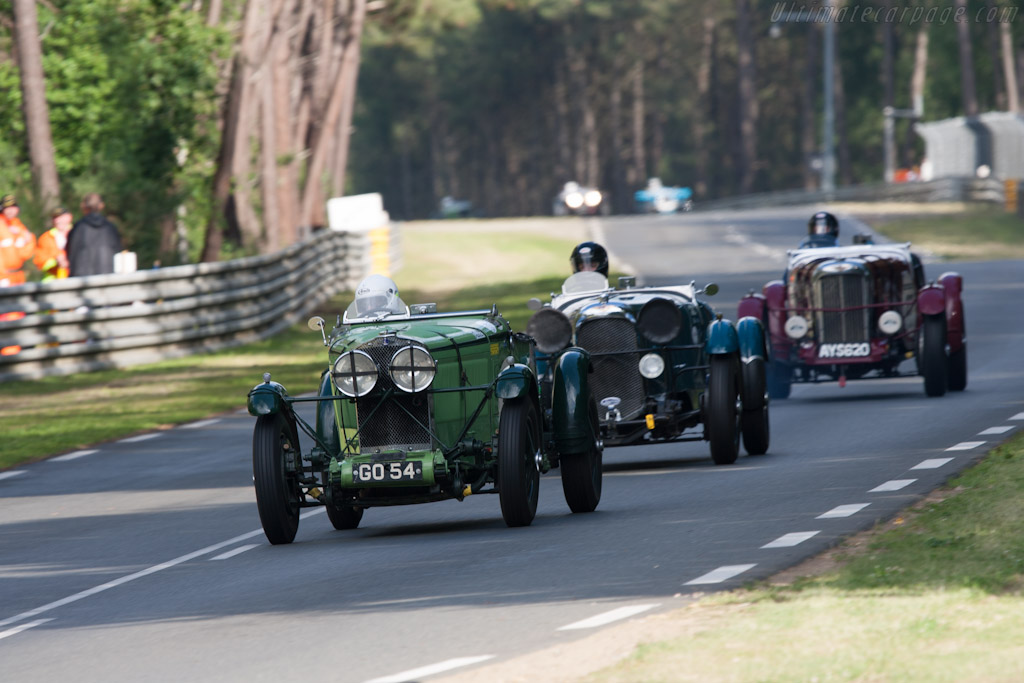 Talbot 105    - 2012 Le Mans Classic