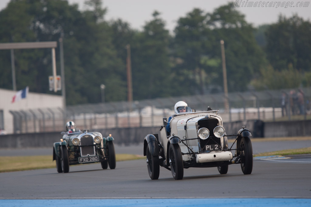 Talbot 90 - Chassis: 29901   - 2012 Le Mans Classic