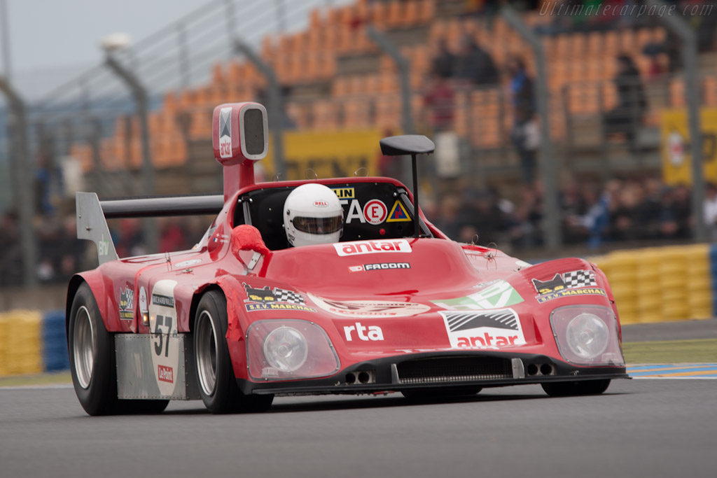 Tecma 755 - Chassis: PHM 001   - 2012 Le Mans Classic