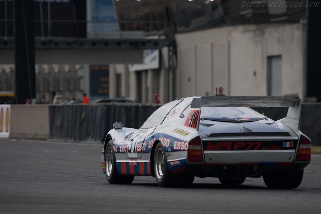 WM P77    - 2012 Le Mans Classic