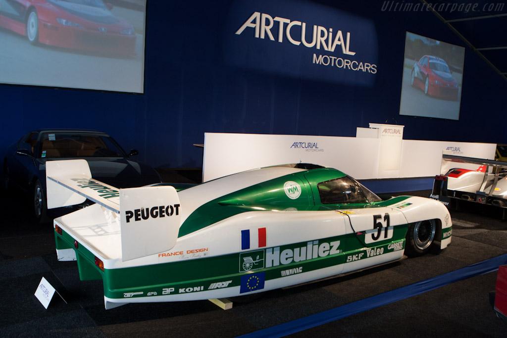 WM P88 - Chassis: P88   - 2012 Le Mans Classic