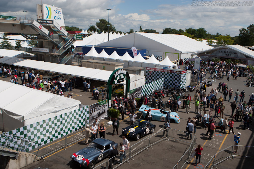 Welcome to Le Mans    - 2012 Le Mans Classic