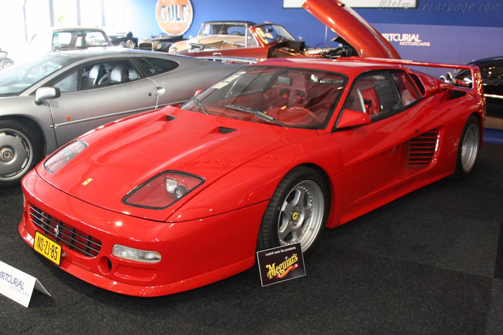 Ferrari Testarossa Koenig 2014 Le Mans Classic