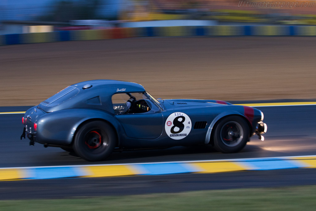 AC Shelby Cobra 289 - Chassis: CSX2049 - Driver: David Hart  - 2014 Le Mans Classic