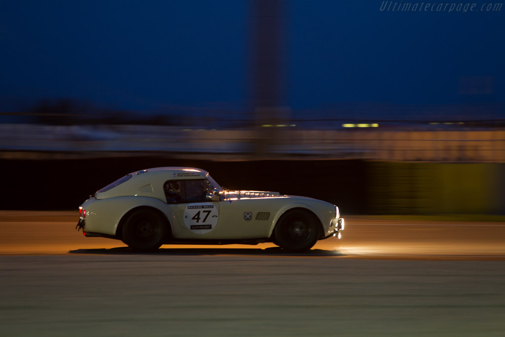 AC Shelby Cobra 289 - Chassis: COB6013 - Driver: Tim Summers / Mark Donaldson - 2014 Le Mans Classic