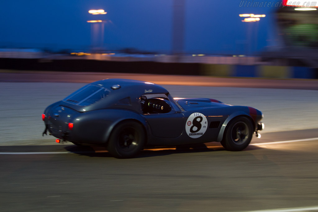 AC Shelby Cobra 289 - Chassis: CSX2049 - Driver: David Hart  - 2014 Le Mans Classic
