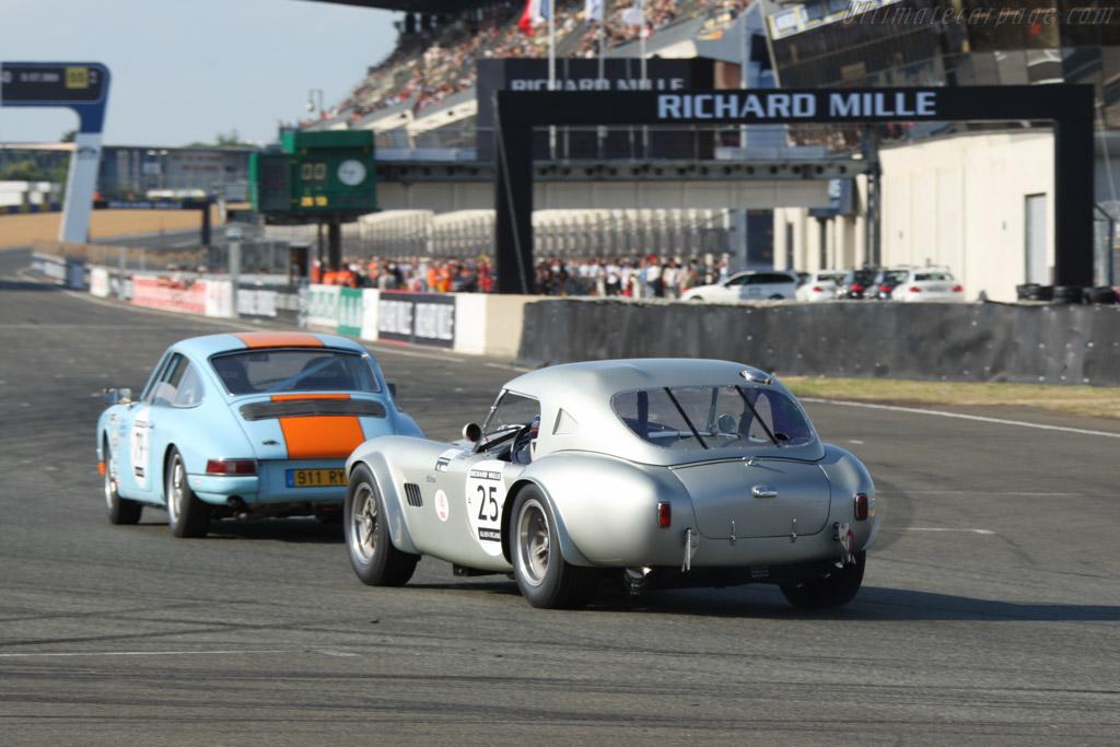 AC Shelby Cobra 289 - Chassis: CSX2388 - Driver: Michel Lecourt  - 2014 Le Mans Classic