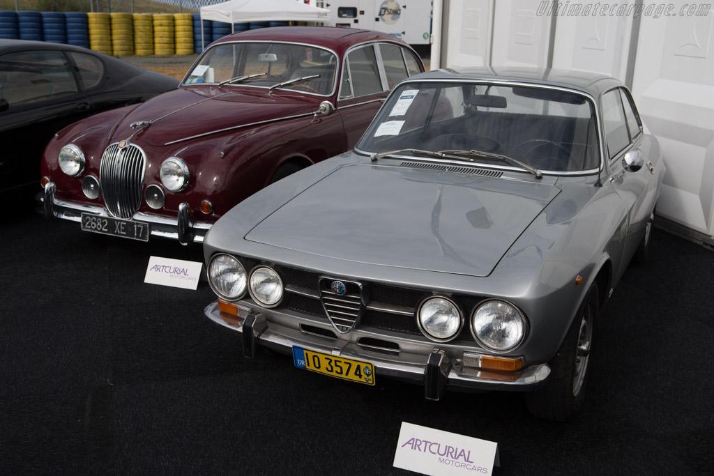 Alfa Romeo 1750 GTV - Chassis: 1361382  - 2014 Le Mans Classic