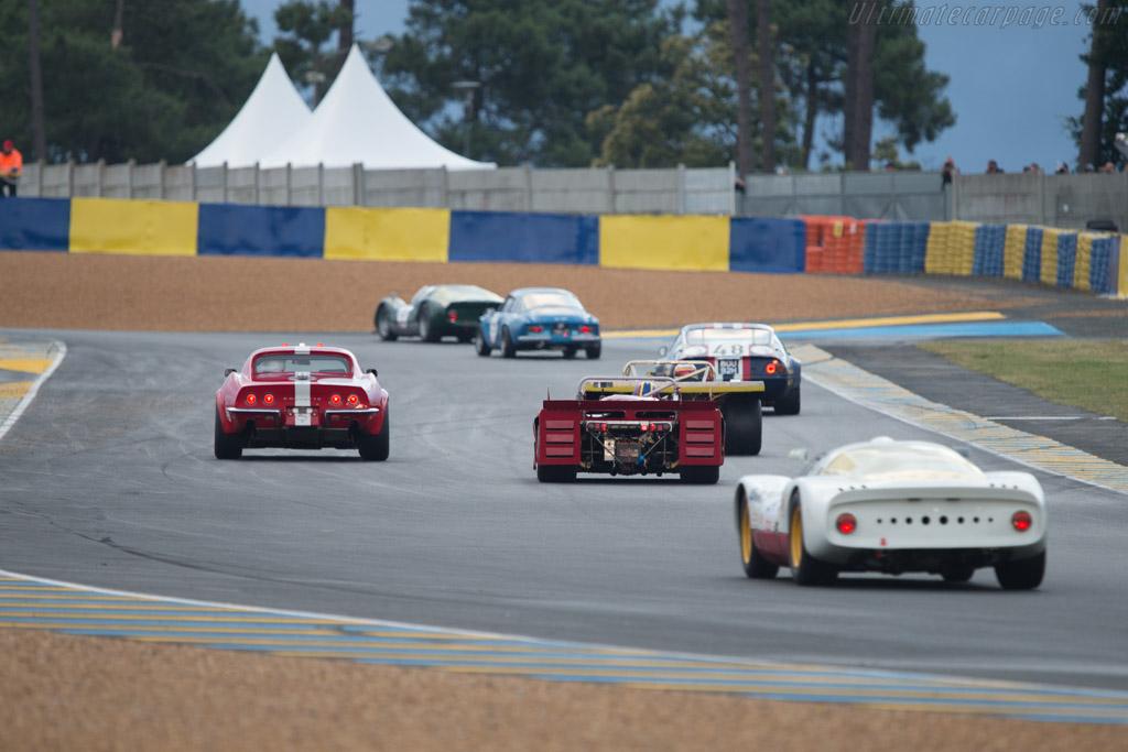 Alfa Romeo 33/TT/3 - Chassis: 11572-002 - Driver: Erik Maris  - 2014 Le Mans Classic