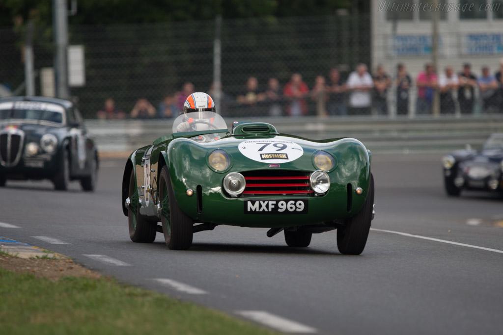 Allard J2X  - Driver: Sam Thomas / Andy Dee-Crowne / Sam Hancock  - 2014 Le Mans Classic