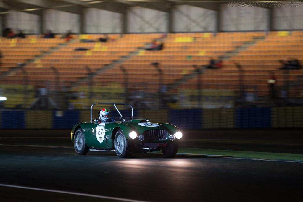 Allard JR - Chassis: 3403 - Driver: Hans-Joerg Hubner  - 2014 Le Mans Classic