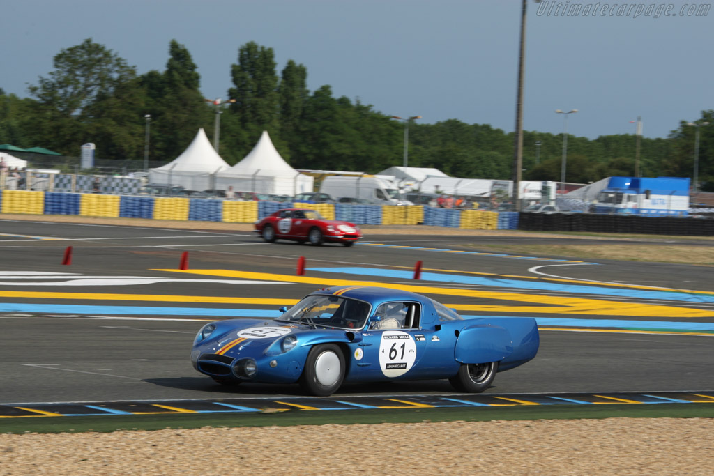 Alpine A210 - Chassis: 1724 - Driver: Philippe Tollemer / Hitoshi Kato  - 2014 Le Mans Classic