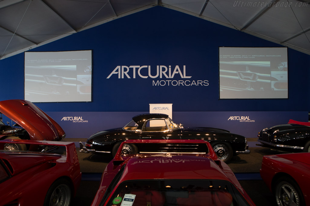 Artcurial Motorcars Auction    - 2014 Le Mans Classic