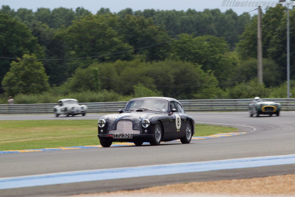 Aston Martin DB2/4 - Chassis: LML/837 - Driver: Nicholas Ruddell  - 2014 Le Mans Classic