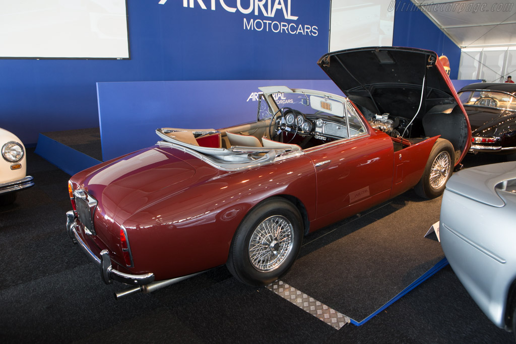 Aston Martin DB2/4 Mk III Cabriolet - Chassis: AM300/3/1719  - 2014 Le Mans Classic