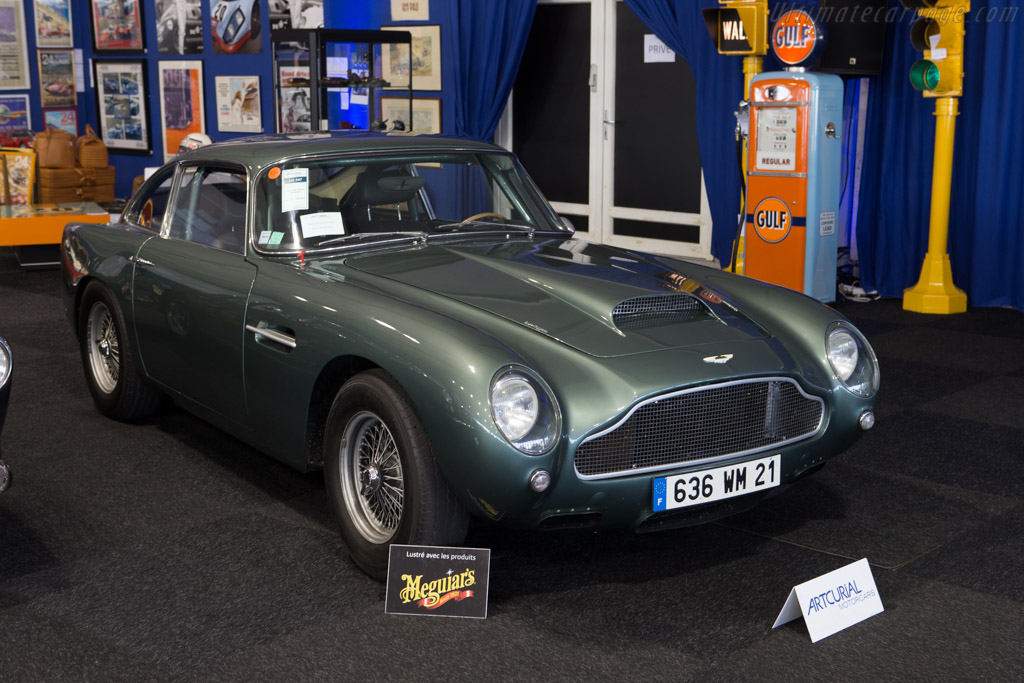 Aston Martin DB4 - Chassis: DB4/376/L   - 2014 Le Mans Classic