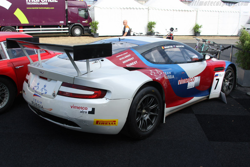 Aston Martin DBRS9 - Chassis: DBRS9/24   - 2014 Le Mans Classic
