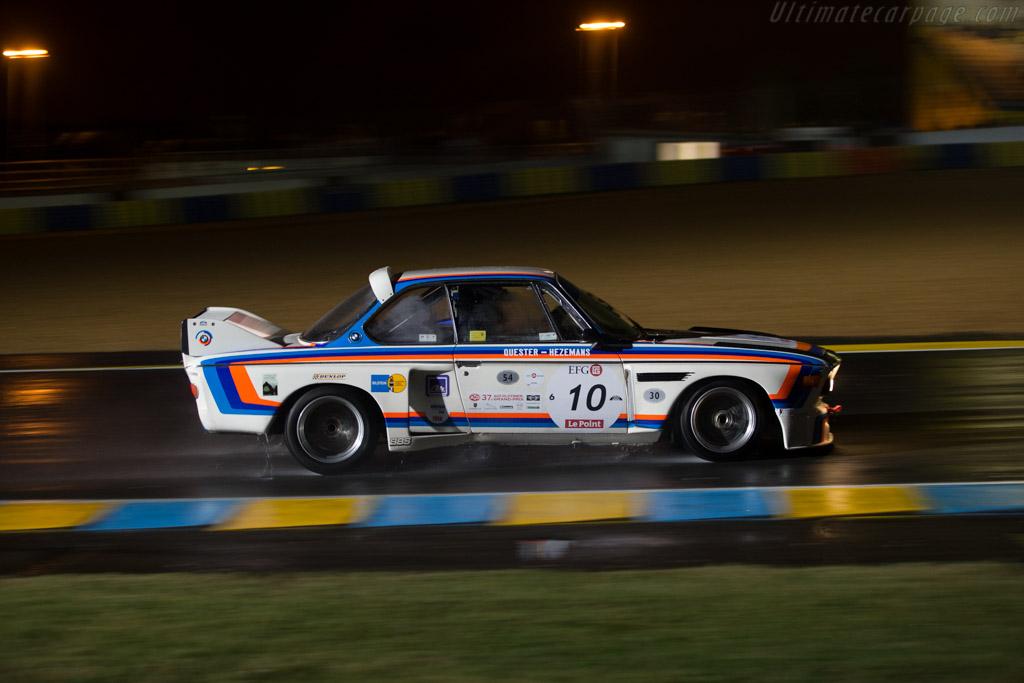 BMW 3.0 CSL - Chassis: 2275998 - Driver: Alex Elliott / Adrian Brady  - 2014 Le Mans Classic