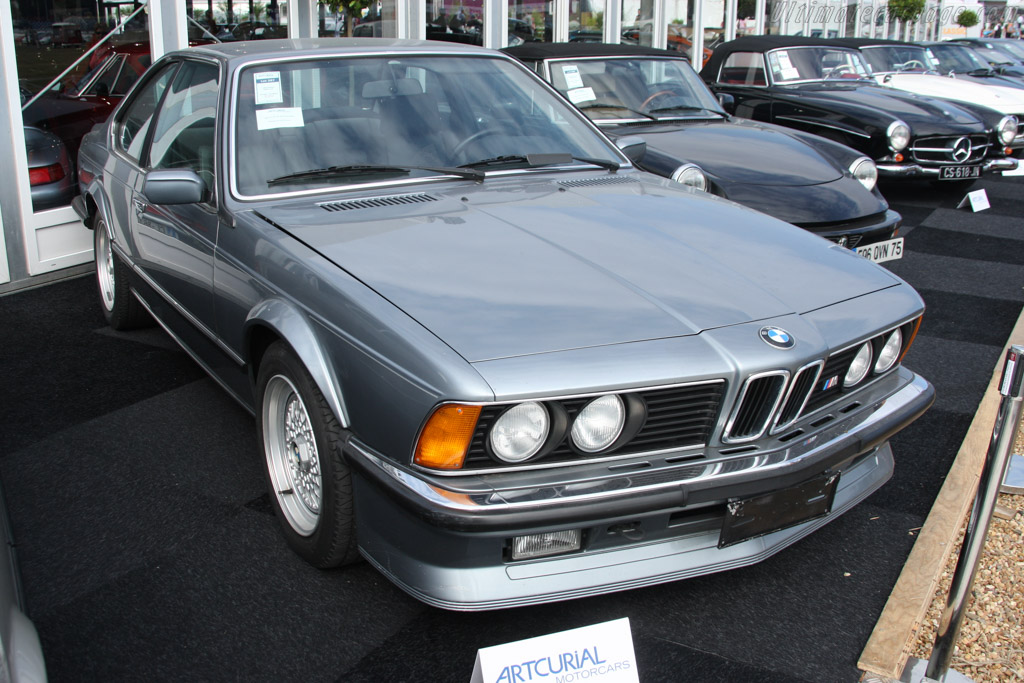 BMW M635 CSI - Chassis: WBAEE10X1051276   - 2014 Le Mans Classic