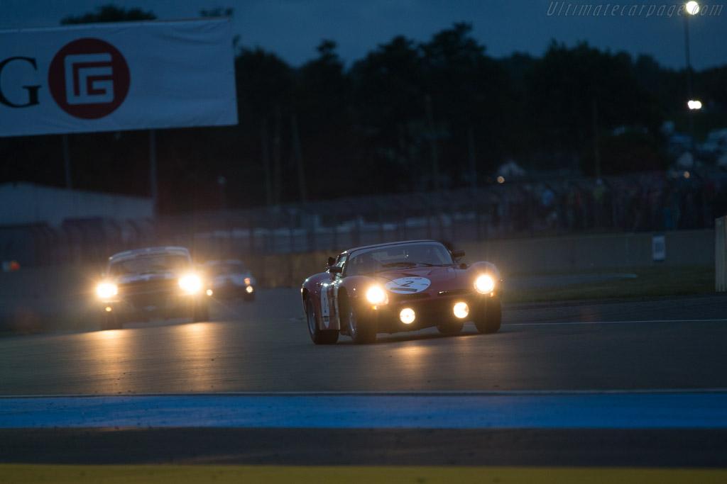 Bizzarrini 5300 GT - Chassis: IA3 0222 - Driver: Stanislas de Sadeleer / Francois Fillon / Pierre Fillon  - 2014 Le Mans Classic