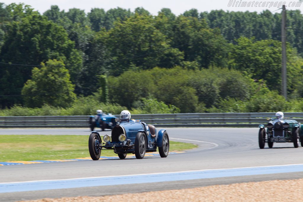 Bugatti Type 51 - Chassis: 51137 - Driver: Francois Cointreau / Alfred Cointreau / Patrice Cousseau / Olivier du Boucheron  - 2014 Le Mans Classic