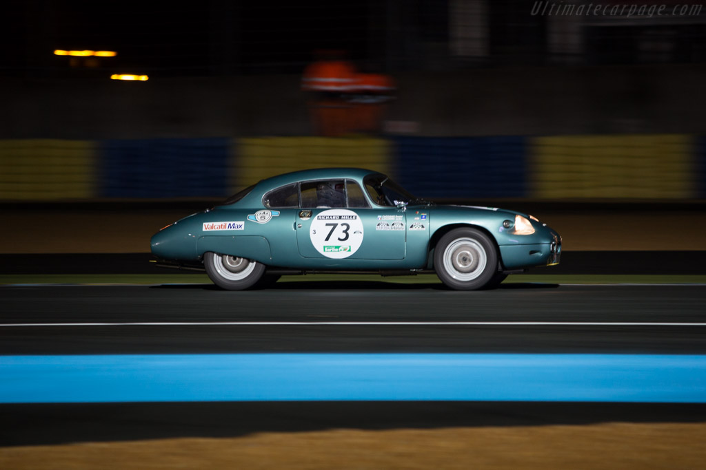 CD Panhard - Chassis: 148 - Driver: Jacky Laguerre / Danial Caggiano  - 2014 Le Mans Classic
