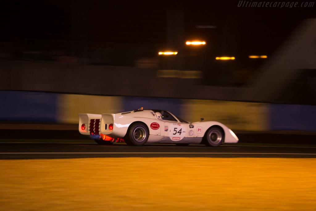 Chevron B16 Mazda  - Driver: Olivier Cazalieres  - 2014 Le Mans Classic