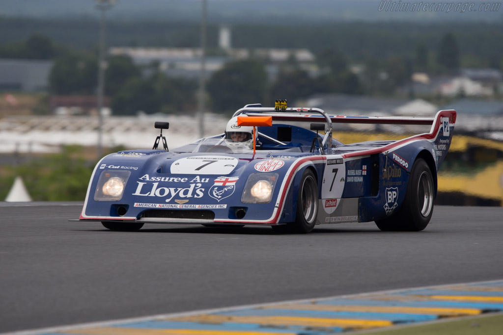 Chevron B31 Hart - Chassis: B31-75-04 - Driver: Russell Busst / David Freeman  - 2014 Le Mans Classic