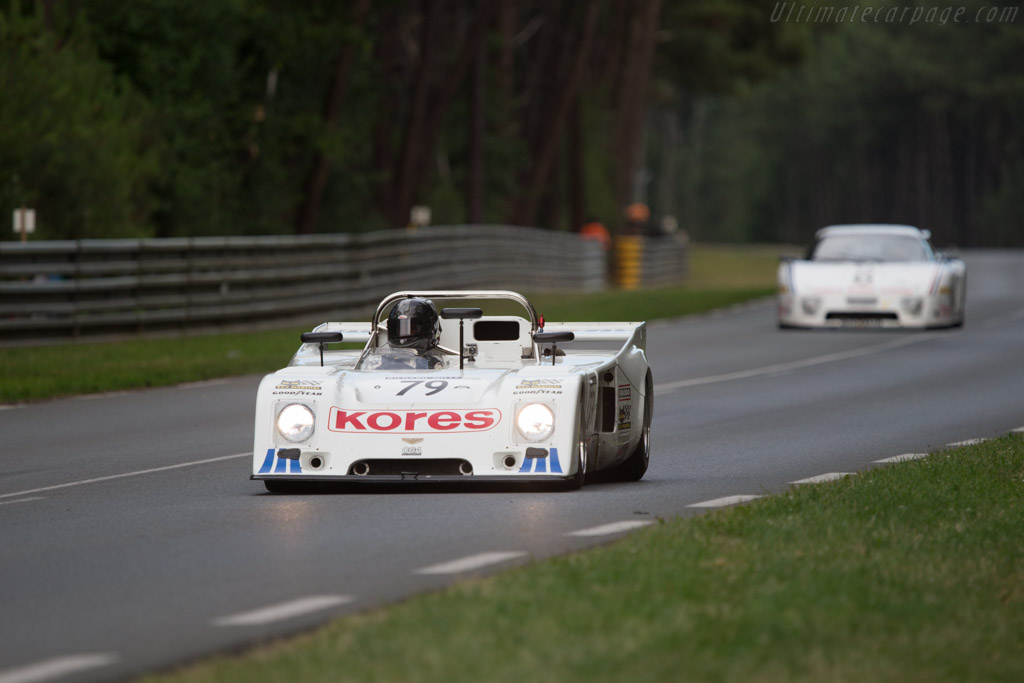 Chevron B31 Hart - Chassis: B31-75-01 - Driver: Mike Smith / James Hanson  - 2014 Le Mans Classic